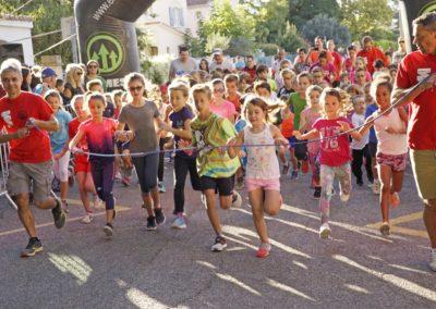 Running 2018 enfants